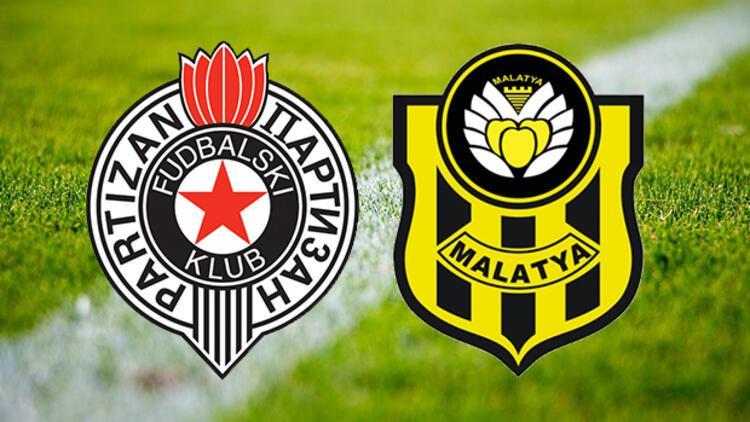 Partizan Yeni Malatyaspor maçı ne zaman saat kaçta ve hangi kanalda?