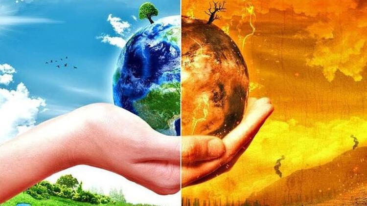 İklim değişikliği ve çevre sorunlarına çözüm kimde?