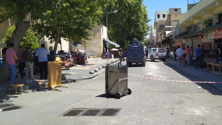 Şanlıurfa'da 'canlı bomba' yakalandı