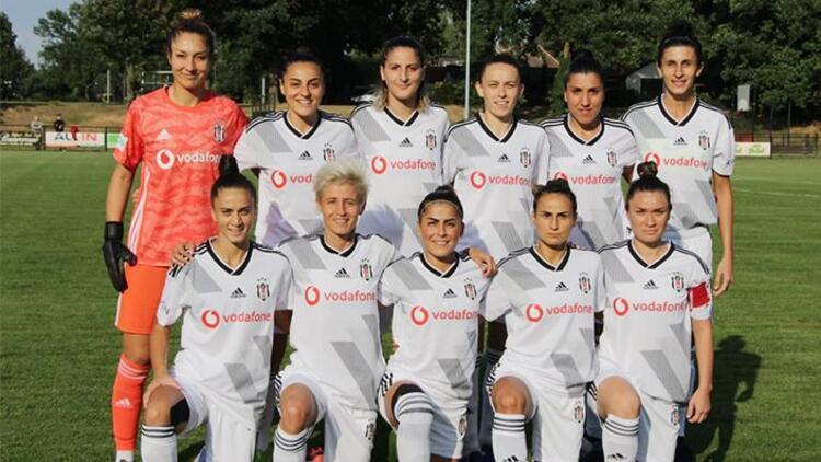 Beşiktaş Kadın Futbol Takımı, Twente karşısında! Şampiyonlar Ligi elemeleri...