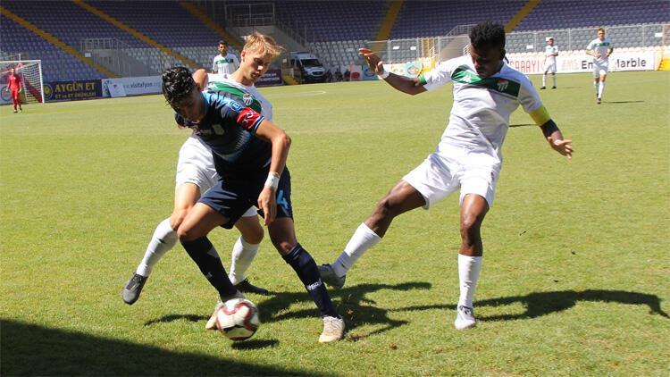 Bursaspor-Difaa El Jadida: 1-0