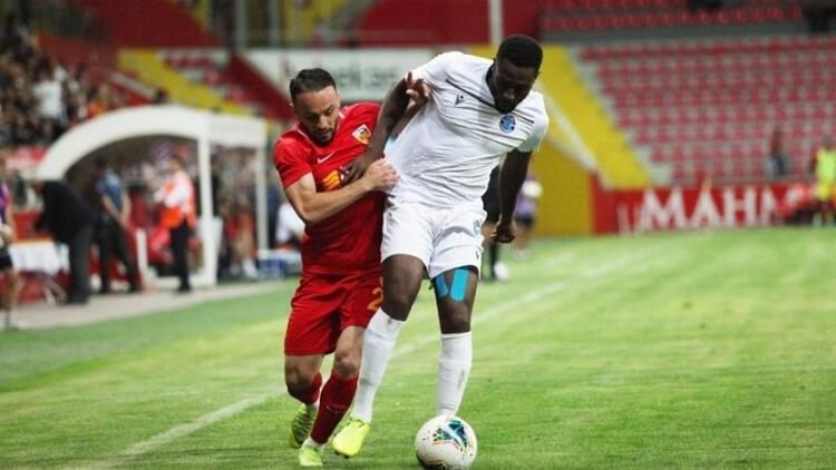Kayserispor-Alanyaspor maçı biletleri satışa çıkıyor