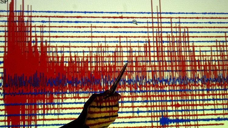 Son dakika... Yunanistan'da 4.7 büyüklüğünde deprem