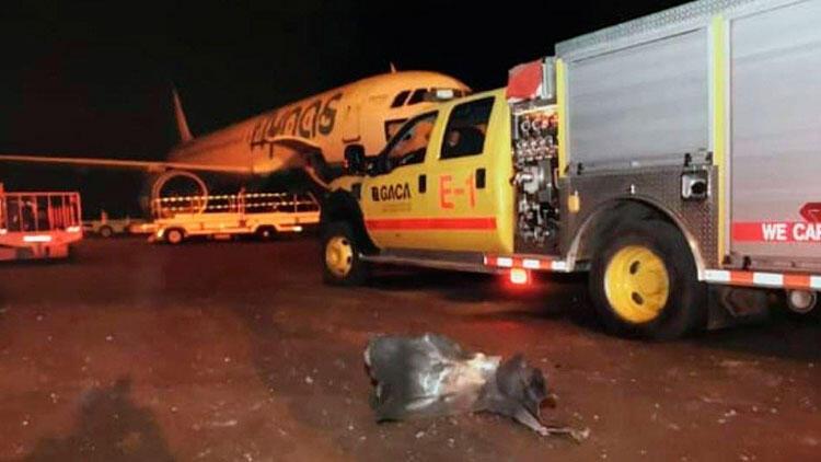 Husiler'den Suudi Arabistan'ın Abha Havalimanı'na saldırı