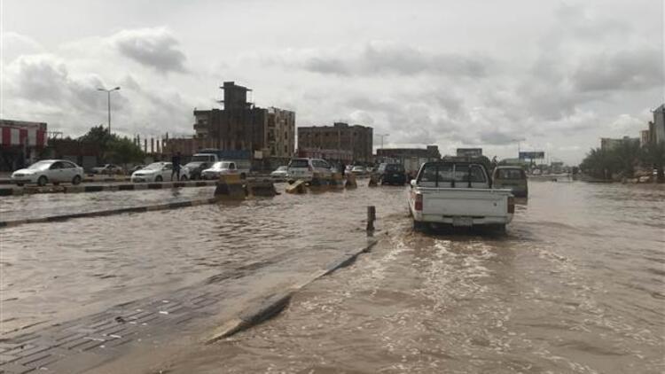 Sudan'da aşırı yağışlar onlarca can aldı