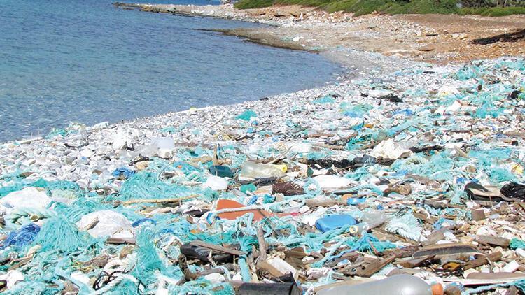 Kıyılarına en çok plastik atık taşınan ikinci ülkeyiz... Teklif: Yasaklansın