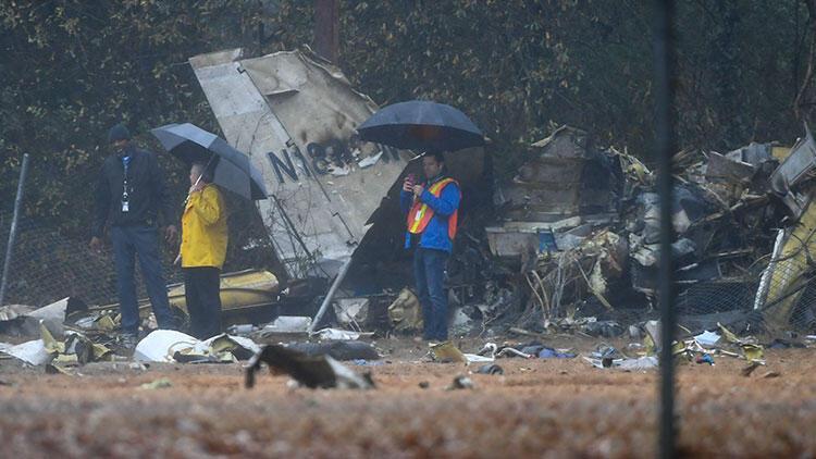 ABD'de küçük uçak düştü: FOX 8 muhabiri hayatını kaybetti