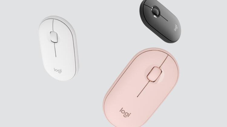 Logitech Pebble M350 kablosuz mouse tanıtıldı