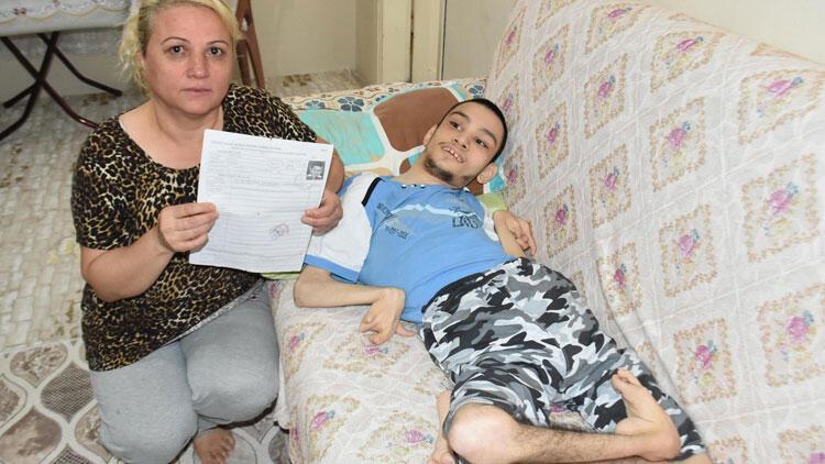 Bir annenin oğluyla yaşam mücadelesi! 'Onu ölümden kurtardım'