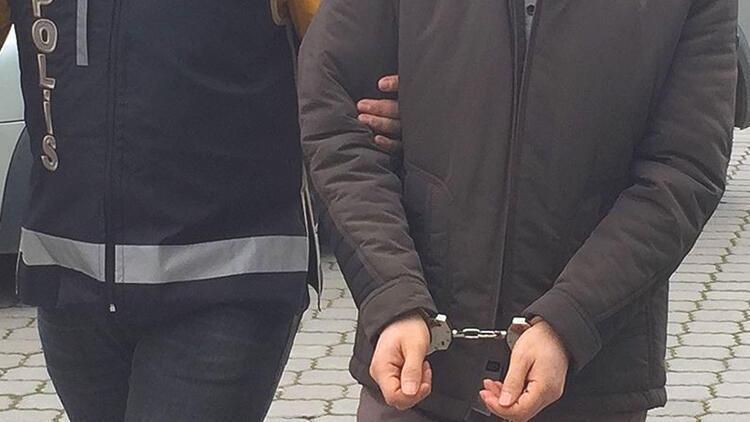 Hakkında yakalama kararı bulunan FETÖ şüphelisi Elazığ'da yakalandı