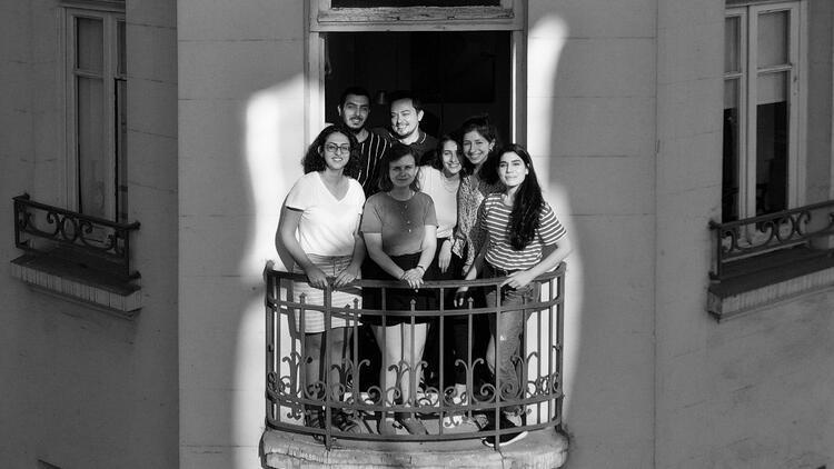 Kerem Piker'in otopark projesi Sao Paulo Mimarlık Bienali'nde