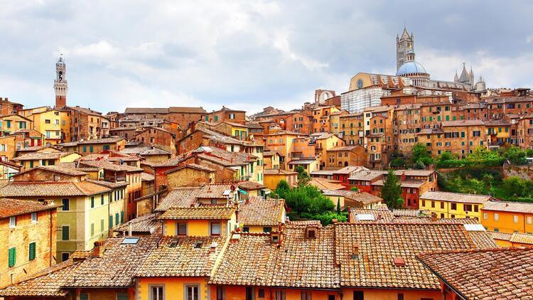 Bologna, Lucca, Pisa ve Siena ile Orta İtalya