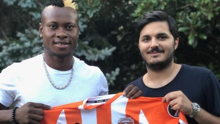 Emeka Eze, Adanaspor'da! | Transfer haberleri...