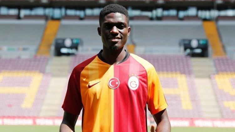 SON DAKİKA: Galatasaray'da Ozornwafor kiralık gitti