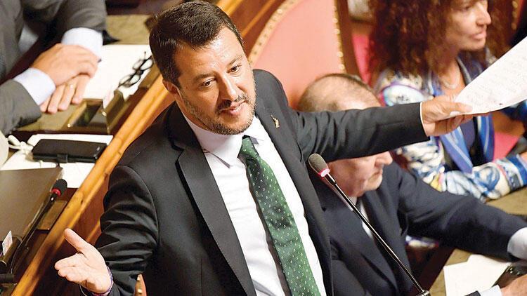 AB'de Salvini endişesi