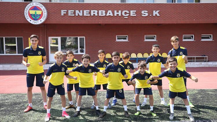 Fenerbahçe'den altyapıya 17 transfer!