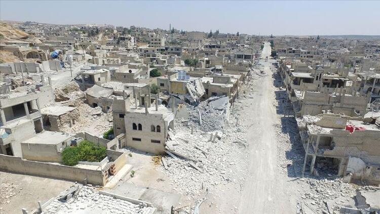 Son dakika... Esad, Rusya'nın desteğiyle Han Şeyhun'u ele geçirdi