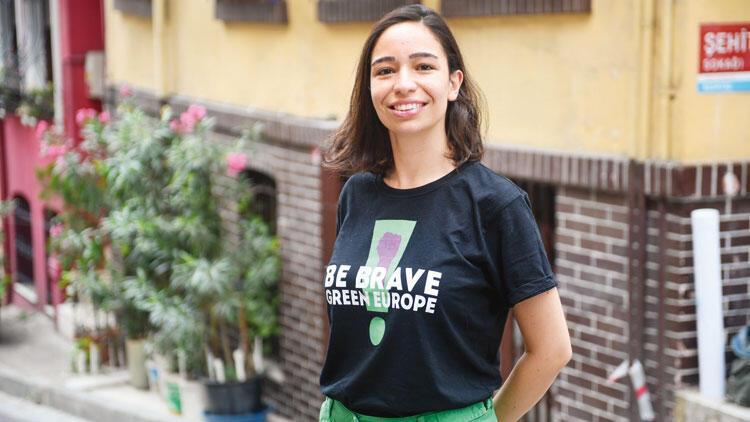 Genç Yeşiller'e ilk Türk lider