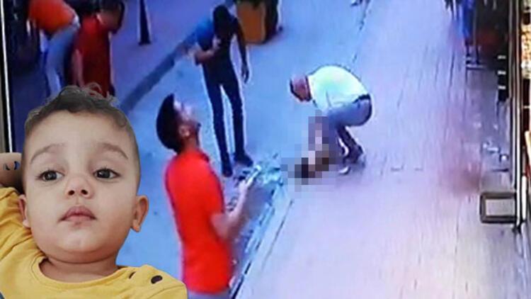 Üçüncü kattan düşen Suriyeli çocuk toprağa verildi