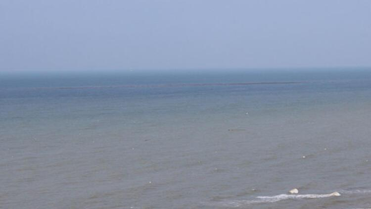 Kâbusu yaşadılar... Dikkat çeken görüntü... Karadeniz yuttu