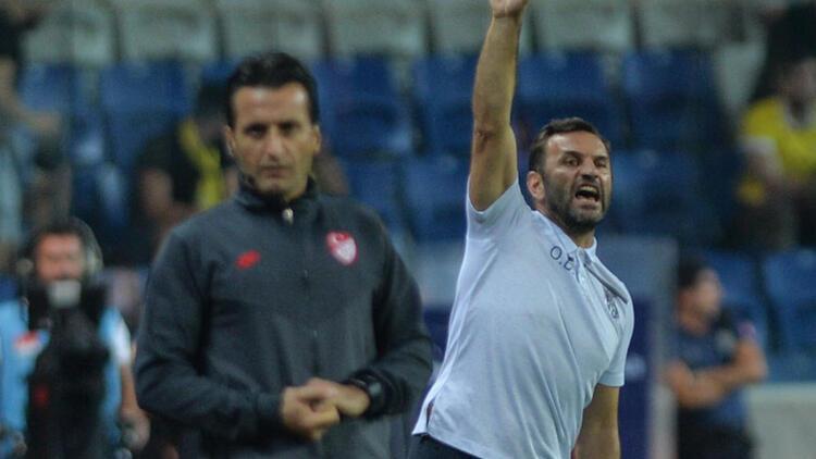 """Okan Buruk: """"Suat Arslanboğa maç boyunca bizi taciz etti"""""""