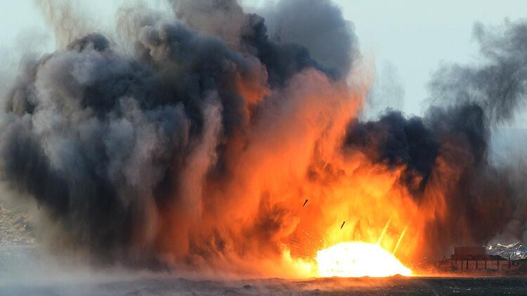 Husilerden Suudi Arabistan hava üssü ile havalimanına saldırı