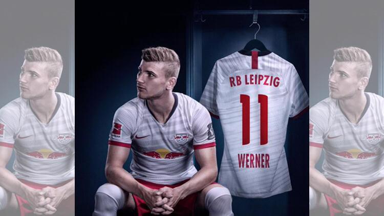 RB Leipzig, Timo Werner'in sözleşmesini uzattı! | Transfer haberleri...
