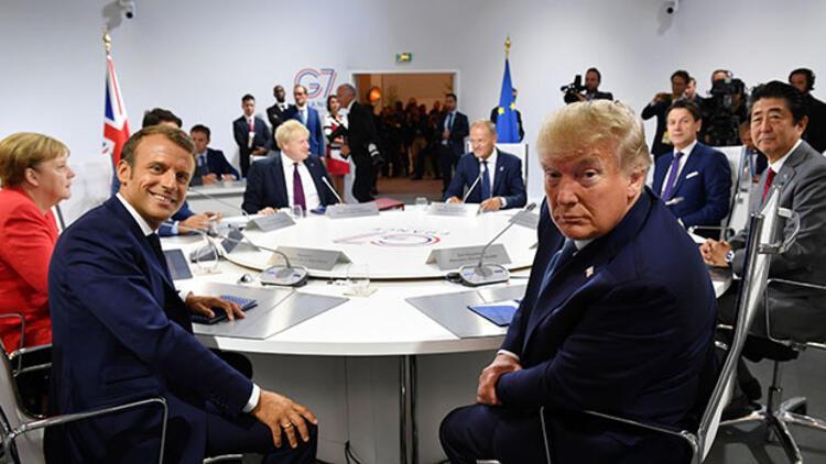 Zirvede bir sürpriz daha! Trump'tan dikkat çeken sözler