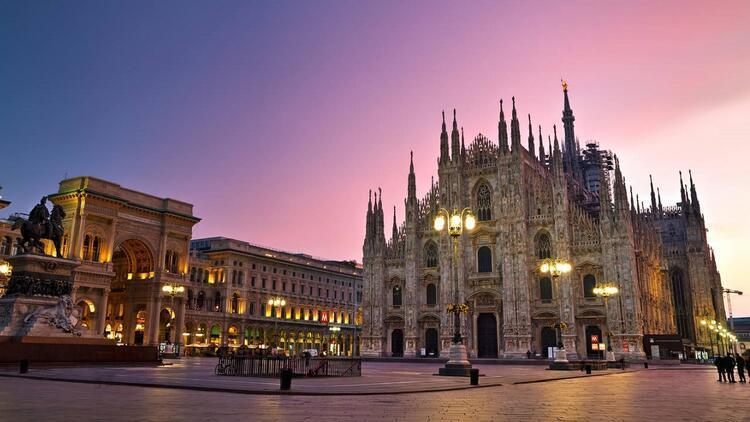 İtalya'nın şık şehri: Milano