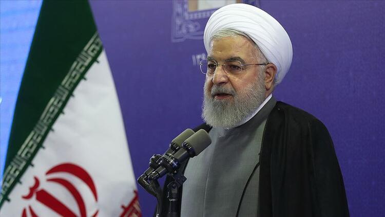 İran Cumhurbaşkanı Ruhani'den 'fırsatları kaçırmamalıyız' açıklaması