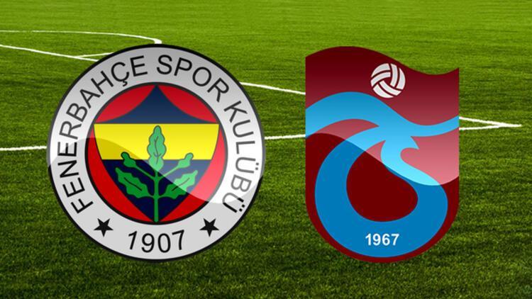 Fenerbahçe Trabzonspor maçı ne zaman oynanacak? Son 10 maç detayı