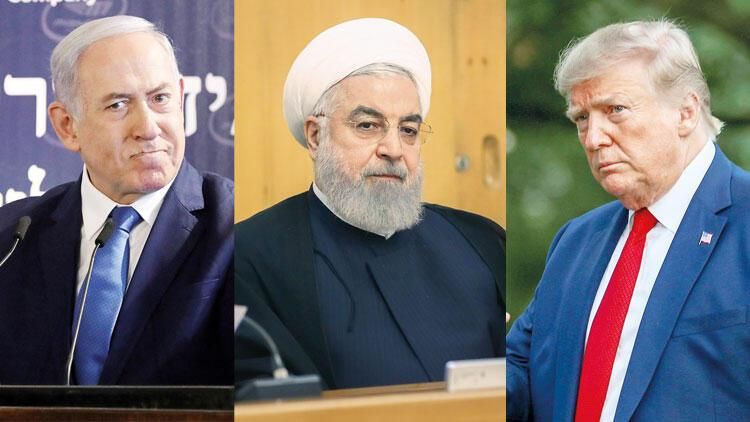 'Ya Trump, Ruhani ile bir araya gelirse'