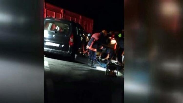 Ankarada feci kaza: 3 ölü