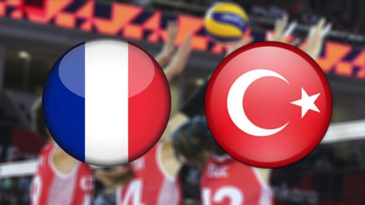 Avrupa Voleybol Şampiyonası'nda geri sayım! Fransa Türkiye Voleybol maçı ne zaman saat kaçta hangi kanalda?