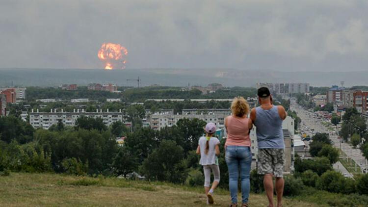 Büyük gizem... Detaylar ortaya çıktı...  Nükleer reaktör mü patladı