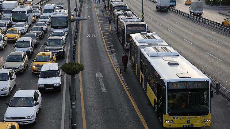 İstanbul'da 30 Ağustos'ta toplu taşıma ücretsiz