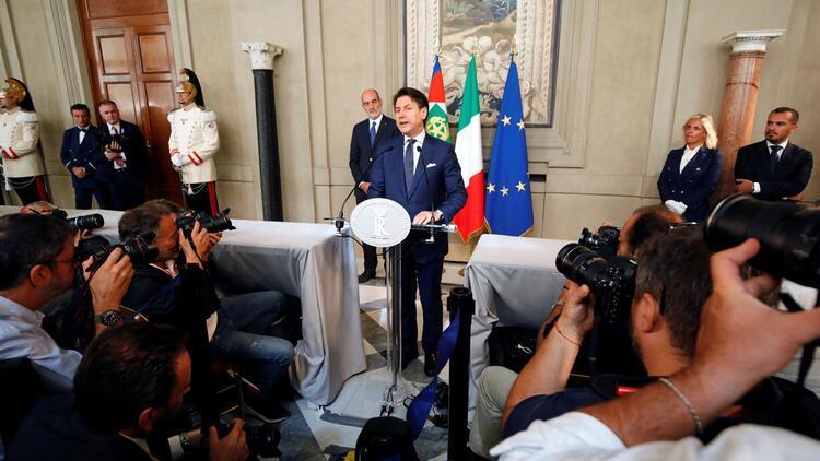 İtalya Cumhurbaşkanı hükümet kurma görevini Conte'ye verdi