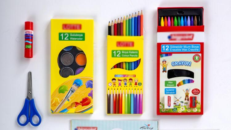 Okul alışverişiyle TOÇEV'li çocuklara destek