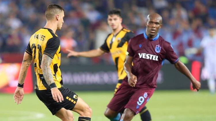 Trabzonspor 0-2 AEK