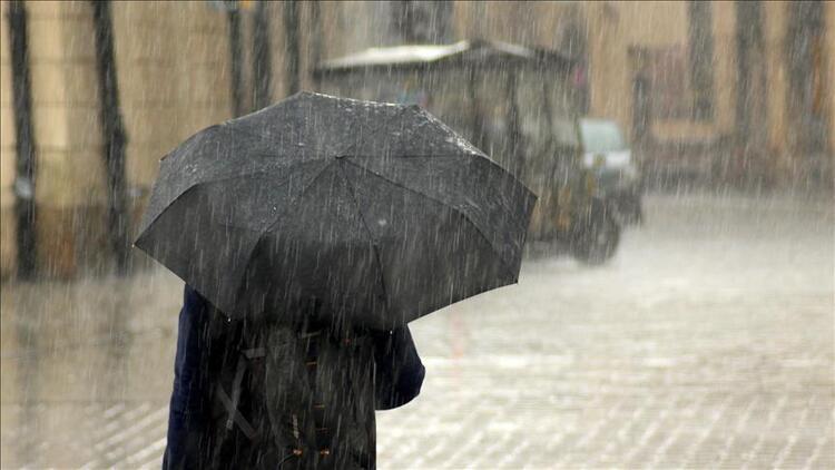 Meteoroloji'den 30 Ağustos için kuvvetli yağış uyarısı