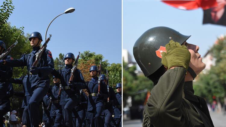 Konya'da 30 Ağustos Zafer Bayramı coşkuyla kutlandı