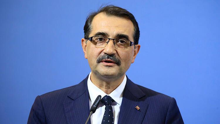 Bakan Dönmez'den Oruç Reis'in personeline başarı dileği