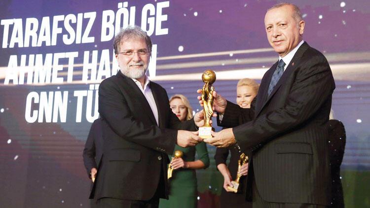 Kanal D ve CNN Türk'e 3 ödül