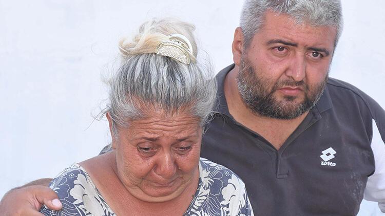 İzmir'de anne ve oğlunun dramı