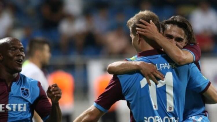 Trabzonspor, Süper Lig'deki son 14 maçını kaybetmedi!