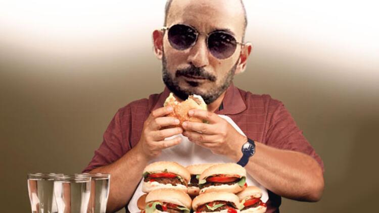 Çok da burger annecim