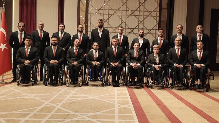 Ampute Futbol Milli Takımı ve Tekerlekli Sandalye Basketbol Takımı'na sponsorluk desteği
