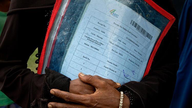 Hindistan'ın Assam eyaletinde 1,9 milyon kişi vatandaş sayılmadı