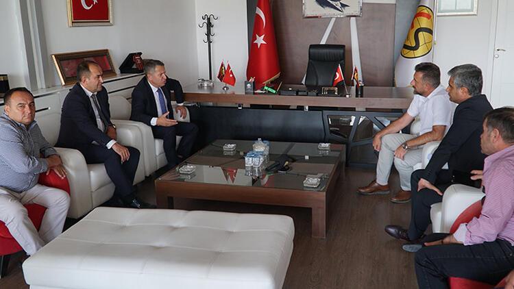 Eskişehirspor'da yönetim değişiyor
