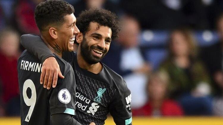 Liverpool kayıpsız devam ediyor